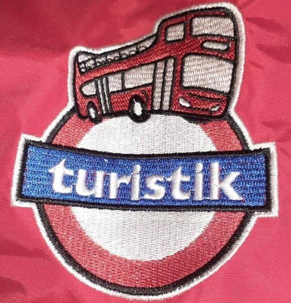 Buses Turistik en la Casona de Curacaví